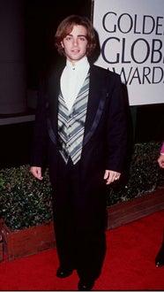 Joey Lawrence - Golden Globe Awards, Jan. 1995