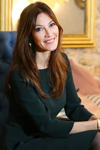 Mareva Galanter as French Journalist