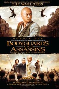 Bodyguards and Assassins as Sa Zhenchan