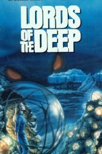 Lords of the Deep as Claire