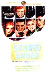Snowed Under as Alan Tanner