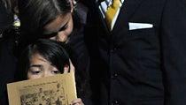 Report: Michael Jackson's Children to Speak at Grammys