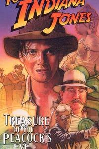 Young Indiana Jones/Treasure of the Peacock's Eye as Indiana Jones