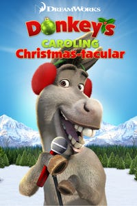 Shrek: Donkey's Carolling Christmas-tacular as Brogan
