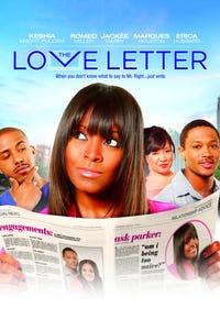 The Love Letter as Jasmine