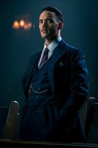 Sam Claflin as Logan Mountstuart (Young)