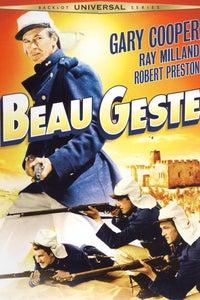 Beau Geste as John Geste