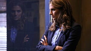 """Castle Postmortem: Stana Katic on """"Crushing"""" Twist and Beckett's Next Move"""