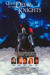Quest of the Delta Knights as Wamthool
