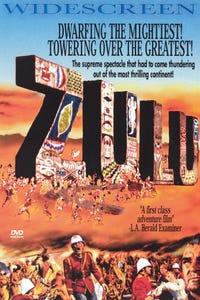 Zulu as Rev. Otto Witt