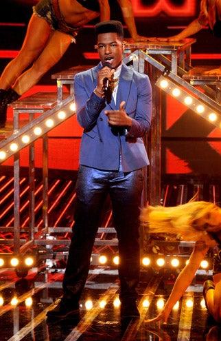 """The X  Factor - Season 2 - """"Top 16"""" - Willie Jones"""