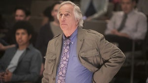 Henry Winkler's Barry Character Represents the Sad Side of Hollywood