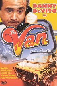 The Van as Andy