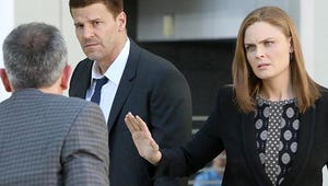 """Exclusive Bones First Look: Sweets' Death Leads Booth to a """"Destructive Place"""""""