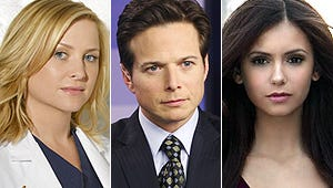 Mega Buzz: Scoop on V, Grey's, Vampire Diaries and More!