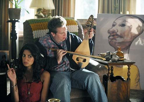 Weird Loners - Season 1 - Meera Khumbani and Nate Torrence
