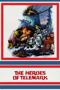 The Heroes of Telemark as Dr. Rolf Pedersen