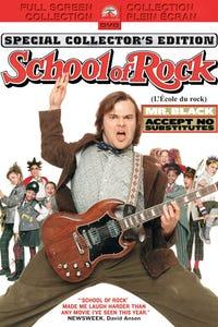 School of Rock as Patty Di Marco