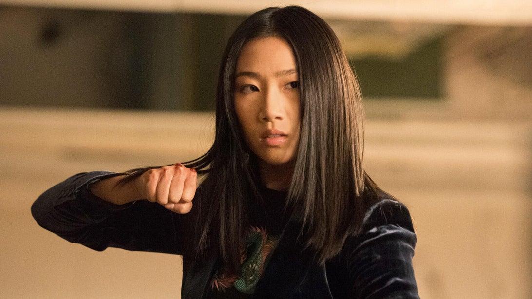 Olivia Liang, Kung Fu