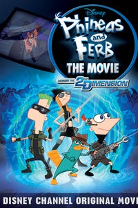 Phineas and Ferb: Across the 2nd Dimension as Phineas Flynn