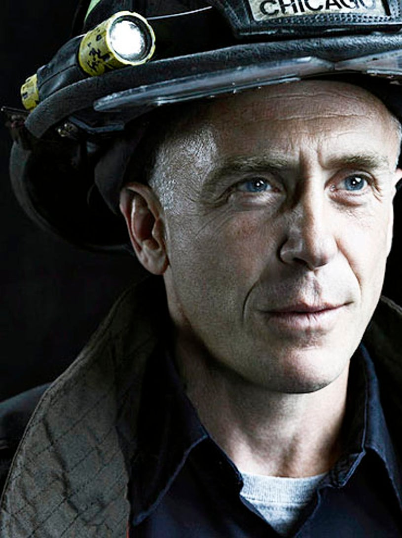 Chicago Fire - Season 2 - David Eigenberg as Christopher Herrmann
