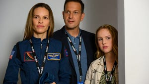 Away Boss Explains Why Netflix's New Space Drama Is Actually an Epic Love Story