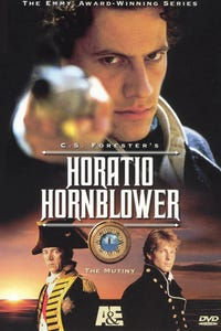 Horatio Hornblower: The Mutiny as Capt. Sawyer