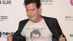 Brett Rossi's Restraining Order Claims Charlie Sheen Offered $20,000 to Have Her Head Kicked In