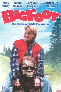 Bigfoot: The Unforgettable Encounter as Betty