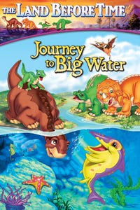 The Land Before Time IX: Journey to Big Water as Littlefoot