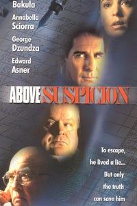 Above Suspicion as James Stockton
