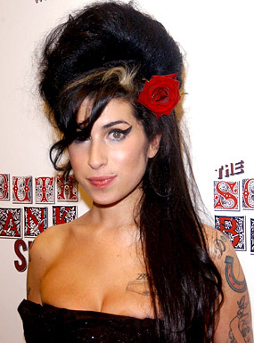 Amy WinehouseSouth Bank Show Awards - Press RoomThe SavoyLondon,  Great BritainJanuary 23, 2007Photo by Anthony Harvey/WireImage.comTo license this image (12353743), contact WireImage.com