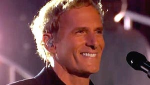 Backstage at Dancing With the Stars: The Return of Michael Bolton