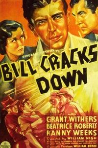 Bill Cracks Down as William Reardon