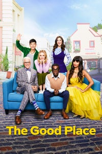 The Good Place as Trevor