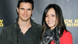 Robbie Amell and Italia Ricci Are Engaged