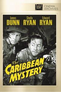 The Caribbean Mystery as Gerald McCracken Jr.