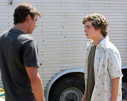 """Jericho - """"9:02"""" - Skeet Ulrich as Jake and Erik Knudsen as Dale"""