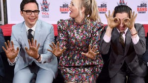 The Big Bang Theory Cast Leaves Their Mark on Hollywood Ahead of the Series Finale