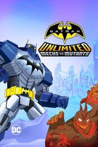 Batman Unlimited: Mechs vs. Mutants as The Joker