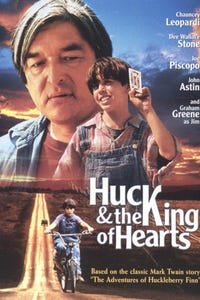 Huck and the King of Hearts as Julio