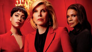 Diane Lockhart Is Gloriously Fed Up in The Good Fight Season 4 Trailer