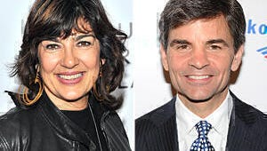 Christiane Amanpour Returns to CNN, George Stephanopoulous Heads Back to This Week