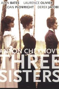 Three Sisters as Col. Vershinin