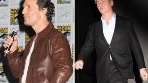 Christopher Nolan, Matthew McConaughey Surprise Fans at Comic-Con