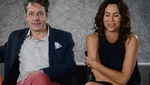 Speechless' Minnie Driver and John Ross Bowie Make Fun of Each Other's Celebrity Crushes