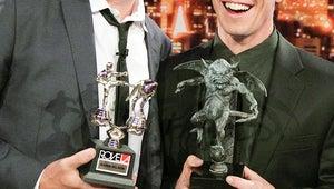 Rove LA Video: The Office's Rainn Wilson Busts Out His Best Zombie Walk