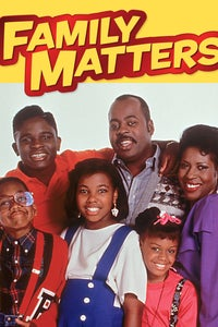 Family Matters as Jeff