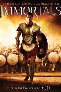 Immortals as Theseus
