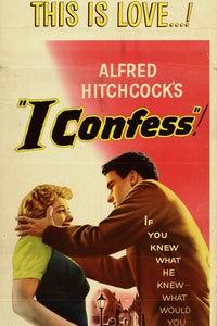 I Confess as Insp. Larrue